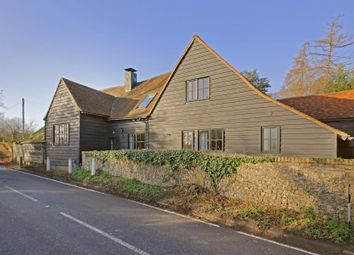 Thumbnail 4 bed barn conversion to rent in Redhall Lane, Chandlers Cross, Rickmansworth