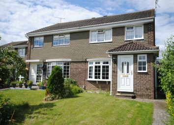 Thumbnail 3 bed semi-detached house for sale in Osprey Way, Tile Kiln, Chelmsford, Essex