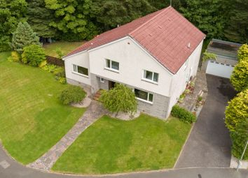 Thumbnail 4 bed detached house for sale in 1 Acacia Drive, Paisley