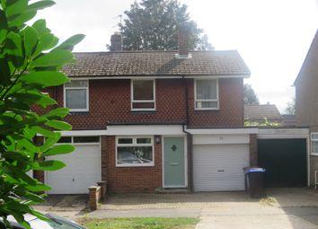 3 bed semi-detached house for sale in Warren Road, Northampton NN5