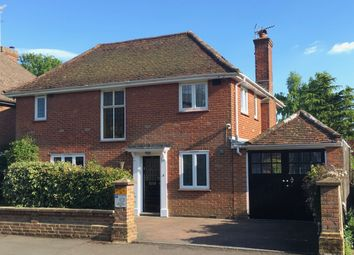 Thumbnail 4 bedroom detached house for sale in Richmond Road, Basingstoke, Hampshire