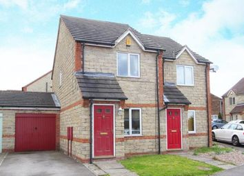Thumbnail 2 bed semi-detached house for sale in Howells Place, Mastin Moor, Chesterfield, Derbyshire