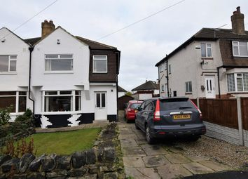 Thumbnail 3 bedroom semi-detached house for sale in Buckstone Crescent, Leeds