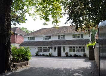 Thumbnail 6 bed detached house for sale in Reigate Road, Ewell, Epsom