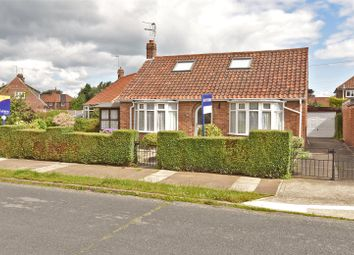Thumbnail 1 bed detached bungalow for sale in Almsford Drive, York
