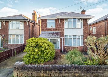 Thumbnail 3 bed detached house for sale in Southfield Road, Nottingham