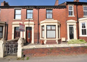 Thumbnail 4 bedroom terraced house for sale in Garstang Road North, Wesham, Preston, Lancashire