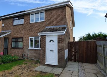 Thumbnail 2 bed semi-detached house to rent in Tyne Close, Thatto Heath, St. Helens