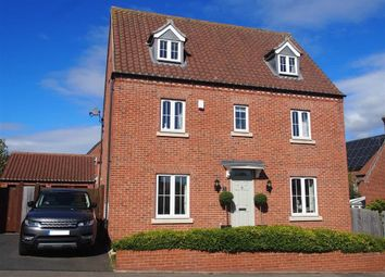 Thumbnail 5 bed detached house for sale in Humberstone Road, Southwell, Nottinghamshire