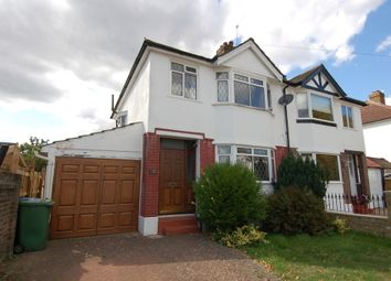 Thumbnail 3 bed semi-detached house for sale in Windsor Avenue, West Molesey