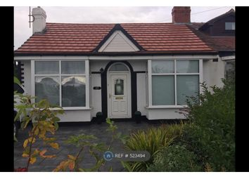 Thumbnail 2 bed bungalow to rent in Marsh Road, Thornton-Cleveleys