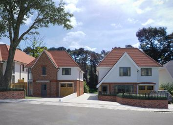 Munster Road, Lower Parkstone, Poole BH14. 4 bed detached house for sale