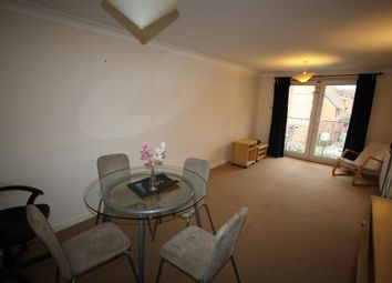 Thumbnail 2 bed flat to rent in Cadnam Lodge, Schooner Close, London