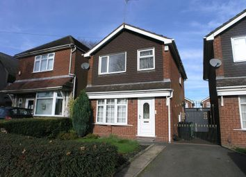 Thumbnail 3 bed detached house to rent in Bilston Street, Sedgley, Dudley