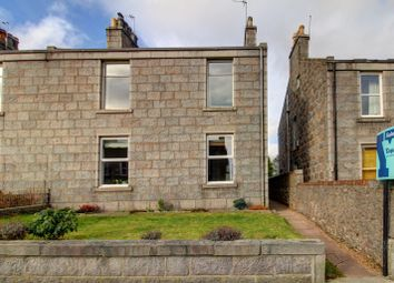Thumbnail 4 bed flat for sale in Irvine Place, Aberdeen