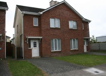 Thumbnail 3 bed semi-detached house for sale in 61 Oakhill, Youghal, Co. Cork, Youghal, Cork