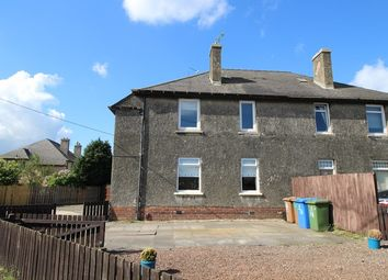 Thumbnail 2 bed flat for sale in 30 Cadzow Avenue, Bo'ness