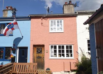 Thumbnail 1 bed terraced house for sale in Halesworth, Suffolk