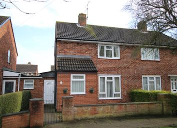 Thumbnail 2 bed semi-detached house for sale in Sanders Close, Lincoln