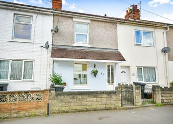 Thumbnail 2 bed terraced house for sale in St. Marys Grove, Swindon