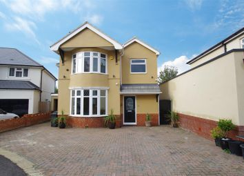 Thumbnail 4 bed detached house for sale in Leamington Grove, Old Town, Swindon