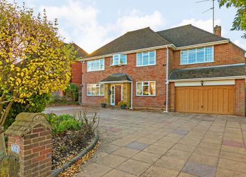 Thumbnail 4 bed detached house for sale in Old Bedford Road, Luton