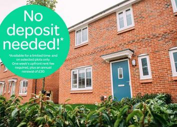 Thumbnail 3 bedroom terraced house to rent in High Hall Way, Knowsley