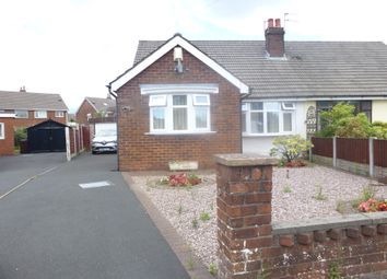 Thumbnail 2 bed semi-detached bungalow for sale in St Annes Road, Leyland