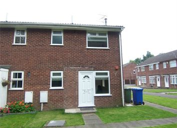 Thumbnail 1 bedroom terraced house to rent in Rowan Close, Forest Town, Mansfield, Nottinghamshire