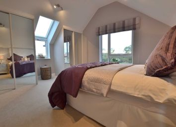 Thumbnail 3 bedroom detached house for sale in Queens Head Close, Aston Cross, Tewkesbury