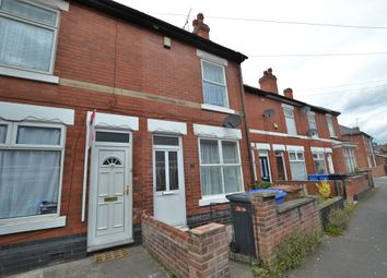 Thumbnail 3 bed terraced house for sale in Vincent Street, New Normanton, Derby