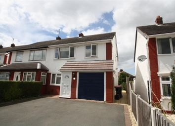 Thumbnail 3 bedroom semi-detached house to rent in Meadow Close, Trench, Telford