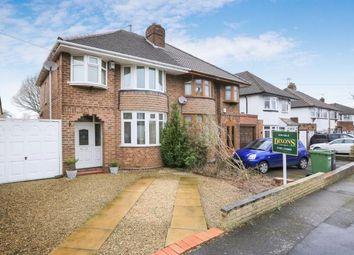 Thumbnail 3 bedroom semi-detached house for sale in Mason Crescent, Penn, Wolverhampton, West Midlands