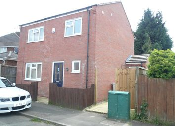 Thumbnail 3 bed detached house to rent in Shakespeare Way, Desborough, Kettering