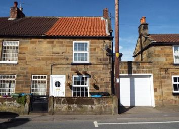 Thumbnail 2 bedroom terraced house for sale in High Street, Great Broughton, North Yorkshire