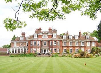 Thumbnail 2 bed flat for sale in 2 The Mansion, Castle Village, Berkhamsted, Hertfordshire