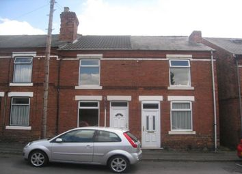 Thumbnail 2 bed terraced house to rent in Edward Road, Eastwood, Nottingham