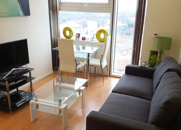 1 bed flat to rent in Wharfside Street, Birmingham B1