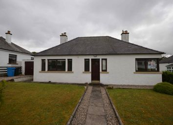 Thumbnail 3 bed detached bungalow to rent in Woodlands Road, Dingwall