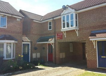 Thumbnail 1 bedroom maisonette to rent in Meadenvale, Parnwell, Peterborough