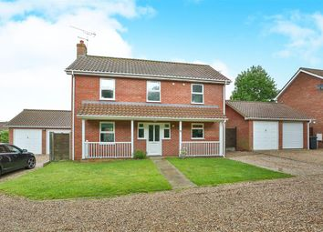 Thumbnail 3 bed detached house for sale in Newman Drive, Fakenham