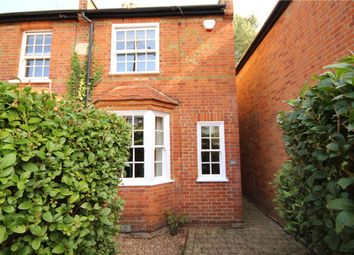 Blays Lane, Englefield Green, Surrey TW20. 2 bed semi-detached house