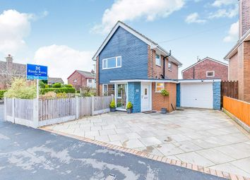 Thumbnail 3 bed detached house for sale in Trentfield Road, Baddeley Edge, Stoke-On-Trent