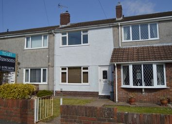 Thumbnail 2 bedroom terraced house to rent in The Orchard, Newton, Swansea