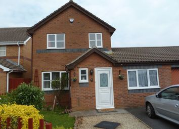 Thumbnail 3 bed detached house for sale in Greenacres, Barry