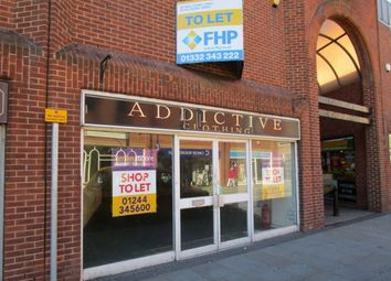 Thumbnail Retail premises to let in 21 Albert Street, Albert Street, Derby