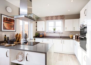 "Thumbnail 4 bed detached house for sale in ""The Astley"" at Bretch Hill, Banbury"