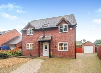 Thumbnail 3 bed detached house for sale in Grange Lane, Condover, Shrewsbury