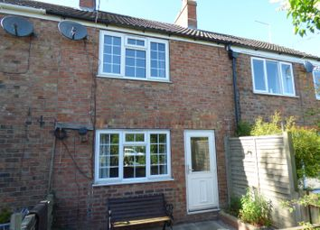 Thumbnail 2 bed terraced house for sale in Watts Lane, Louth