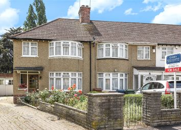 Thumbnail 3 bed end terrace house for sale in Adderley Road, Harrow, Middlesex